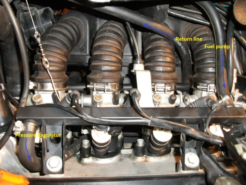 Issue after Fuel line replacement Inject11