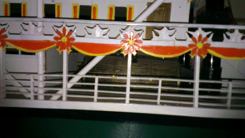 The Pamela3 a scratch built Mississippi sternwheeler Imag0511