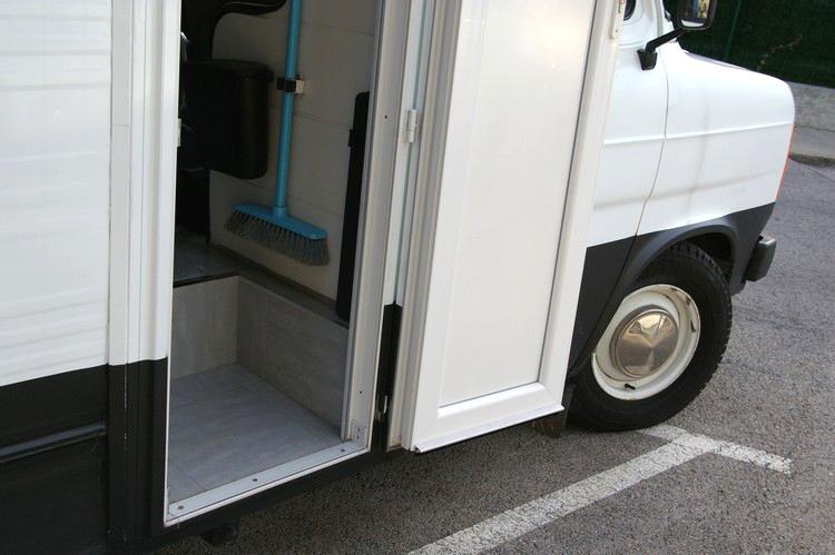[Mk2] Camping car Gruau essence et GPL Marche11