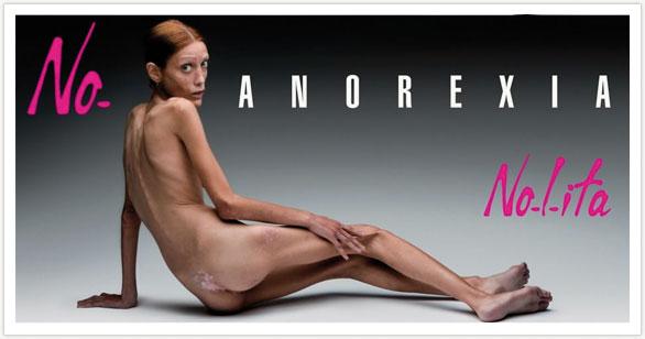 Provocative Advertising Anorex13