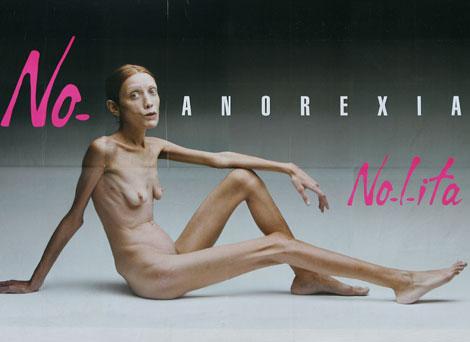 Provocative Advertising Anorex14