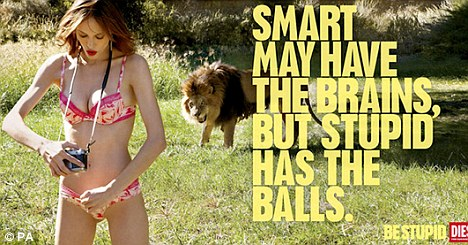 Provocative Advertising Articl11