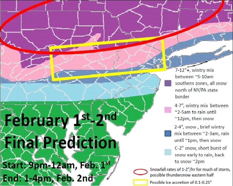 SNOW MAPS: FEB 1ST/2ND Feb1-211