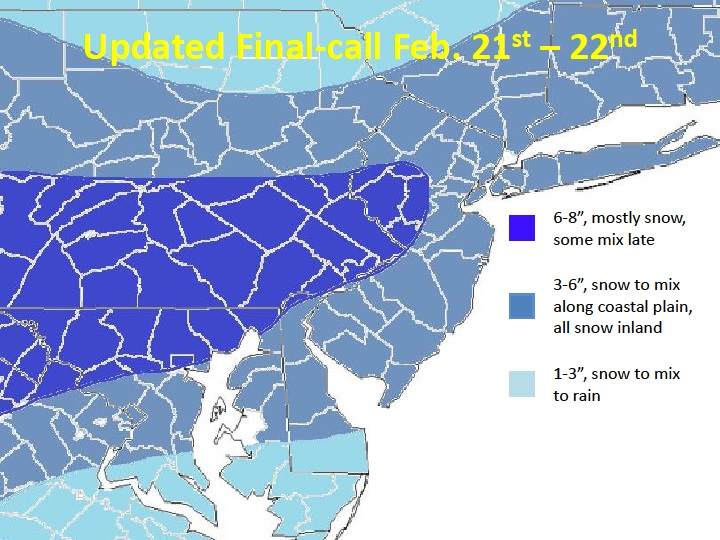 Updated Final Call Snow Map, Observations Thread 2/21-2/22 - Page 2 Update10