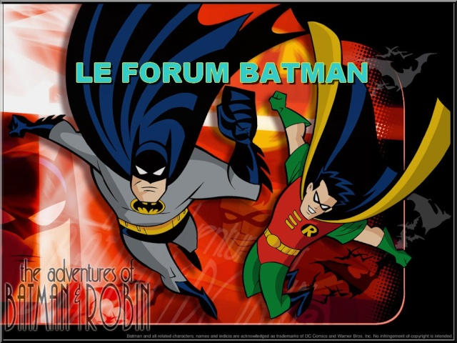 batman le forum