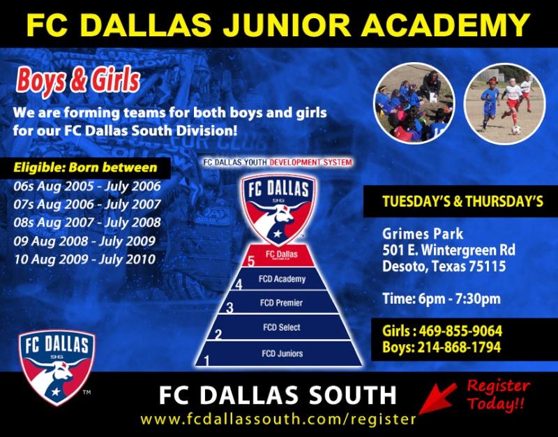 FC Dallas South Juniors Academ10