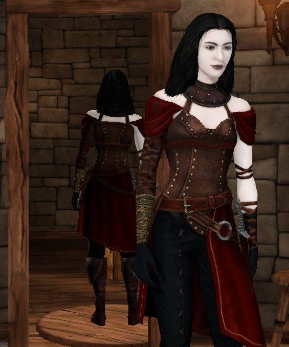 Estelle's Characters Aurora10