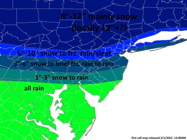 SNOW MAPS: FEB 1ST/2ND Firstc11