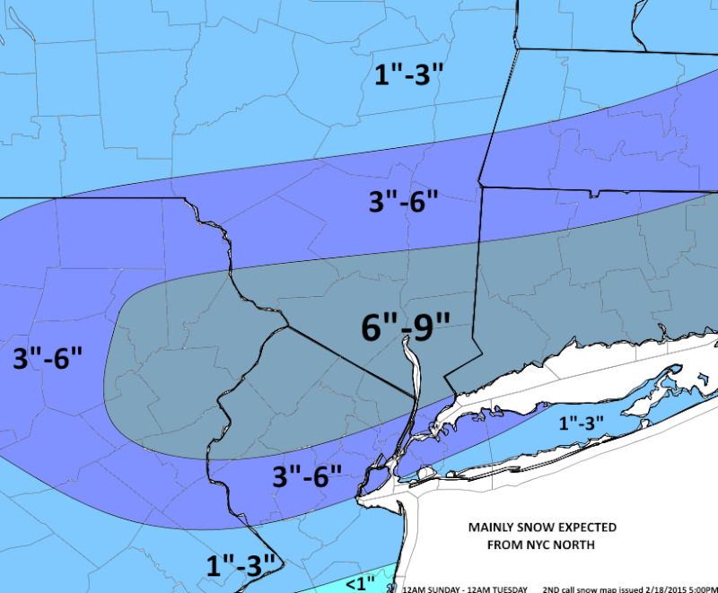 Sunday-Monday Snowstorm - 2nd Call Snow Map - Page 3 Second10