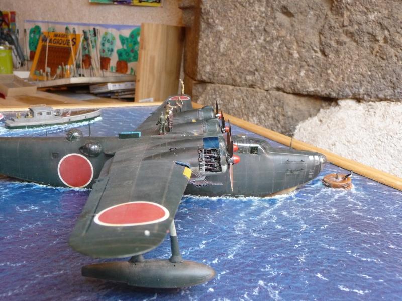 "[Hasegawa] Kawanishi H8K2 ""Emily"" P1060411"