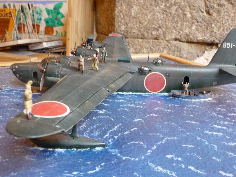 "[Hasegawa] Kawanishi H8K2 ""Emily"" P1060511"