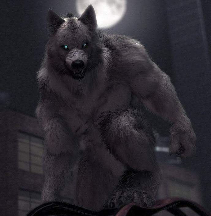 """Garou"" / Jaggyd / that werewolf thing 34251710"