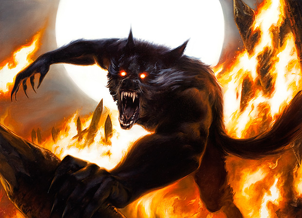 """""""Garou"""" / Jaggyd / that werewolf thing Dark-a10"""