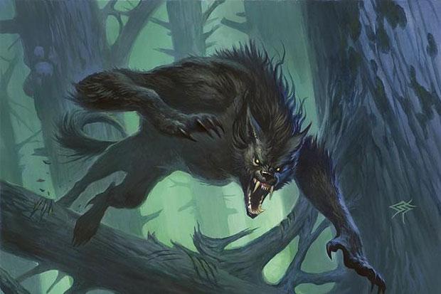 """Garou"" / Jaggyd / that werewolf thing Mm163_10"