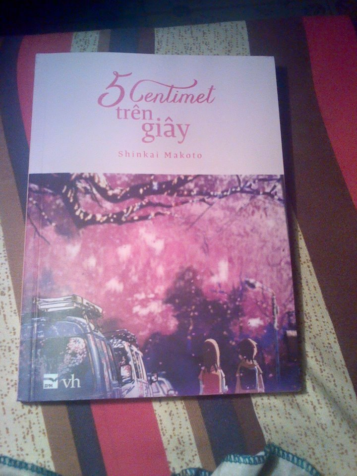 [Review] 5 centimeters per second 10915111