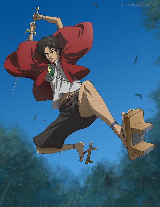 Tournoi de popularité Manga n° 3 - Page 6 Samura10