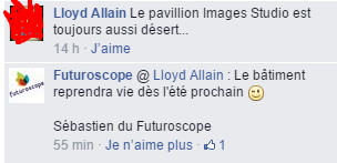 Futur l'expo (pavillon Images Studio) · 2015-2019 - Page 2 Lol13