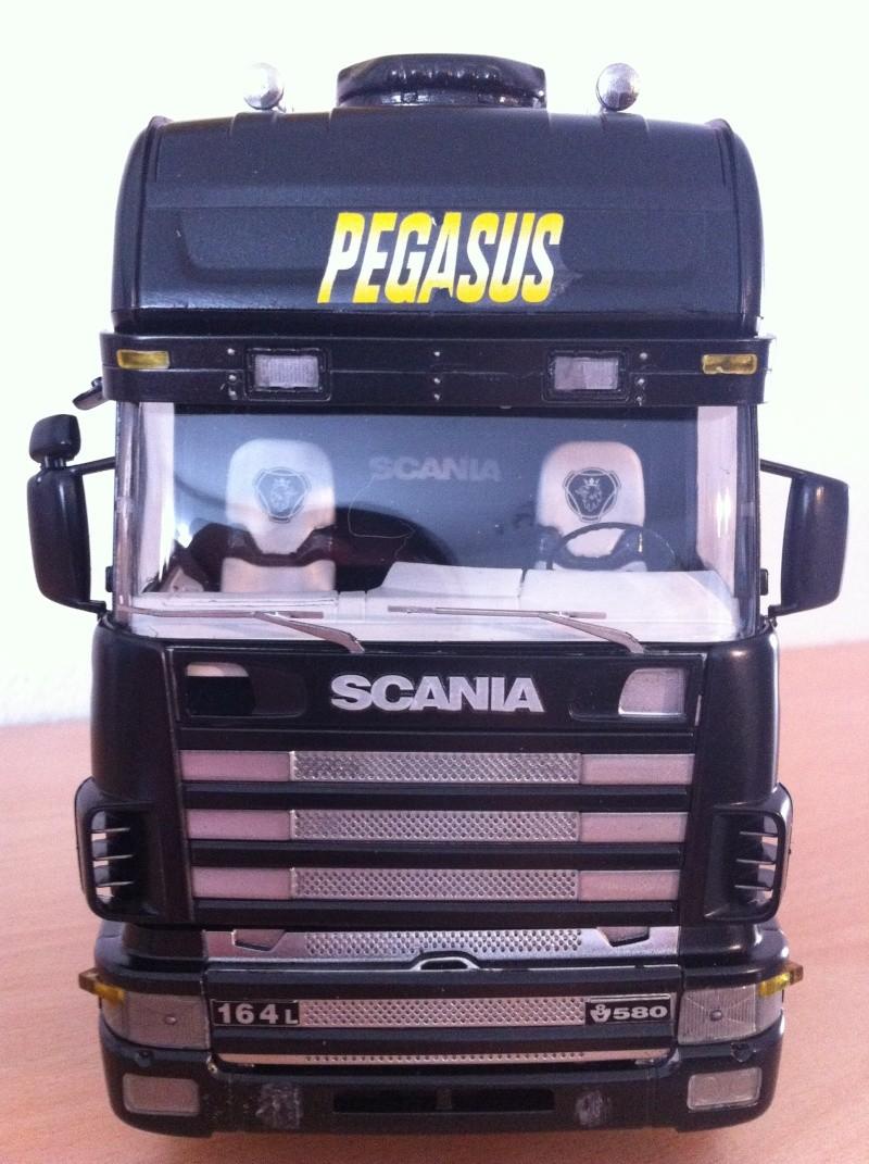 Kleiner Vorgeschmack meiner Modelle Scania20