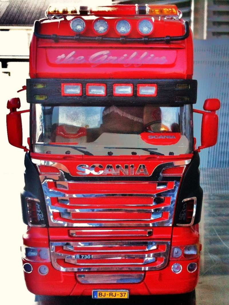 Kleiner Vorgeschmack meiner Modelle Scania21