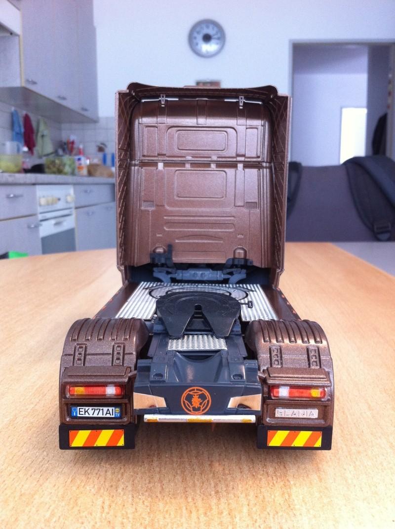 Na dann...  Scania R730 und Scania Black Amber Scania34