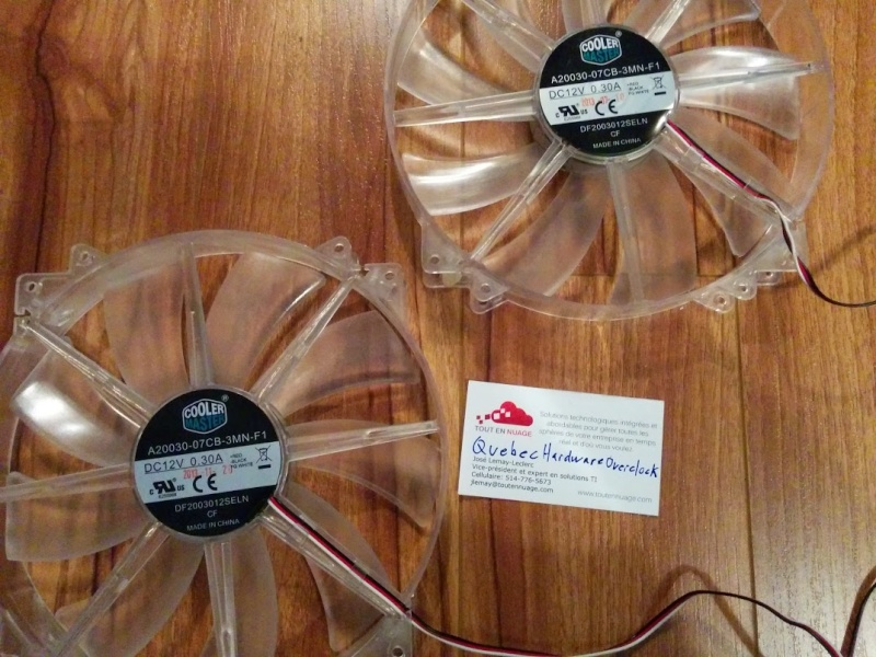 FS- 2* Ventilateur Cooler Master 200mm 12v Img_2011