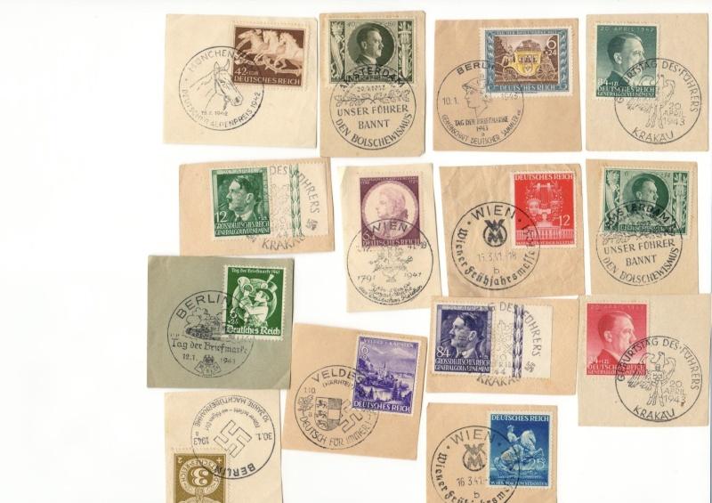 Marken Deutsches Reich  Scan0013