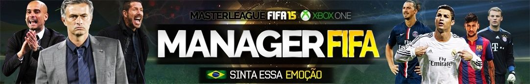 Manager FIFA BR