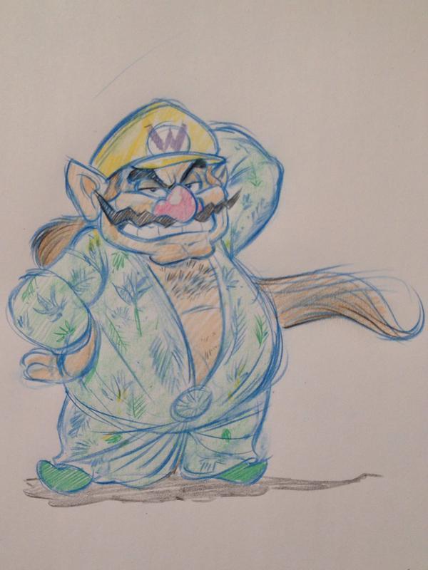 Dapper's Doodles - Page 3 Mariol10