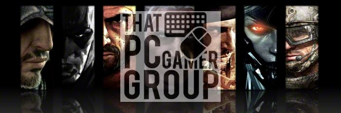 That PC Gamer Group