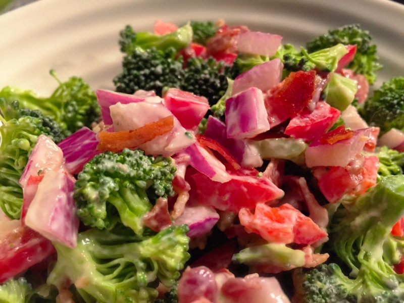 Broccoli Salad Img_8510