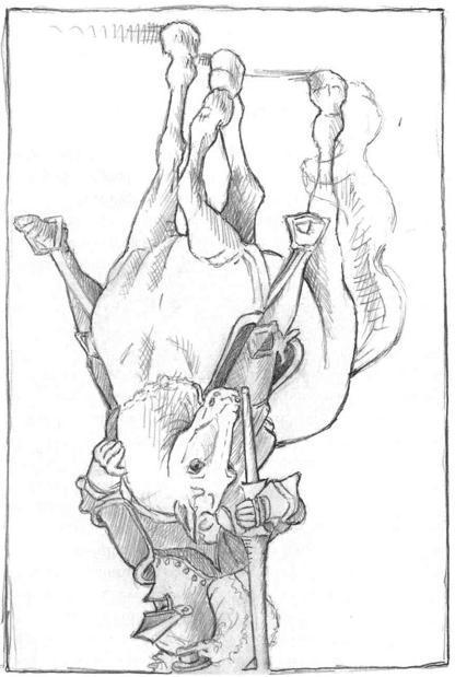 Imagens Desenho cabeça pra baixo Cabeya10