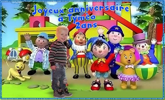 anniversaire  Tymyo110