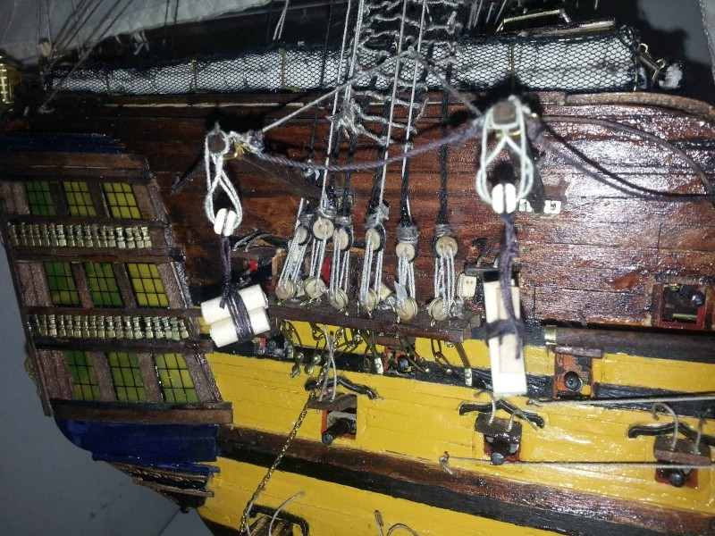 HMS Victory: primo lavoro Gru10