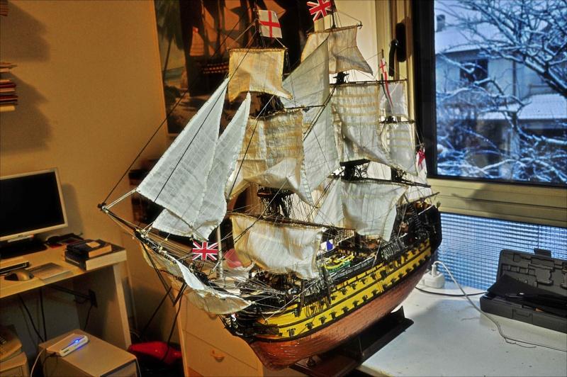 HMS Victory: primo lavoro Vicory10