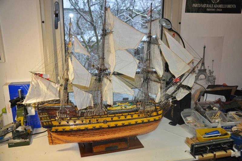 HMS Victory: primo lavoro Victor17