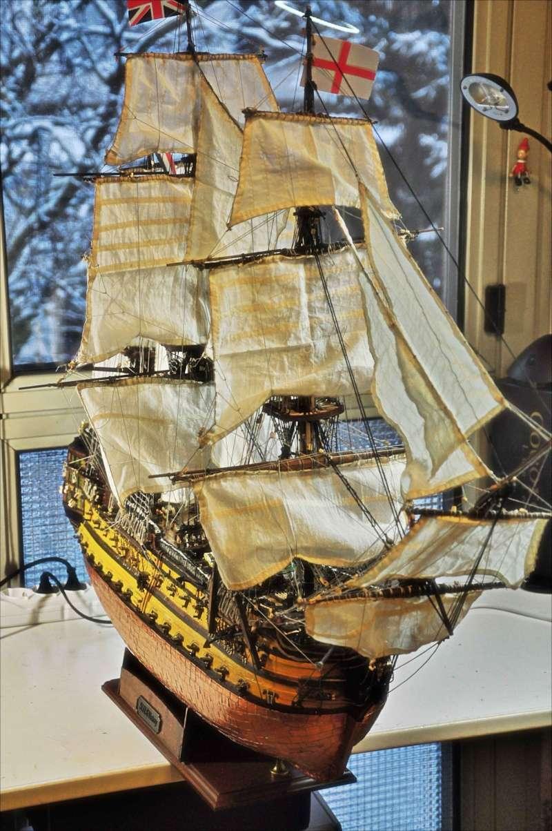 HMS Victory: primo lavoro Victor18