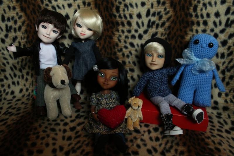 Rose, Tobias, Eva & Milton Img_3811
