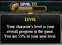 Using alliance challenges and boss quests to level your character Hb111