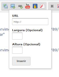 Inserindo imagens no fórum 0410