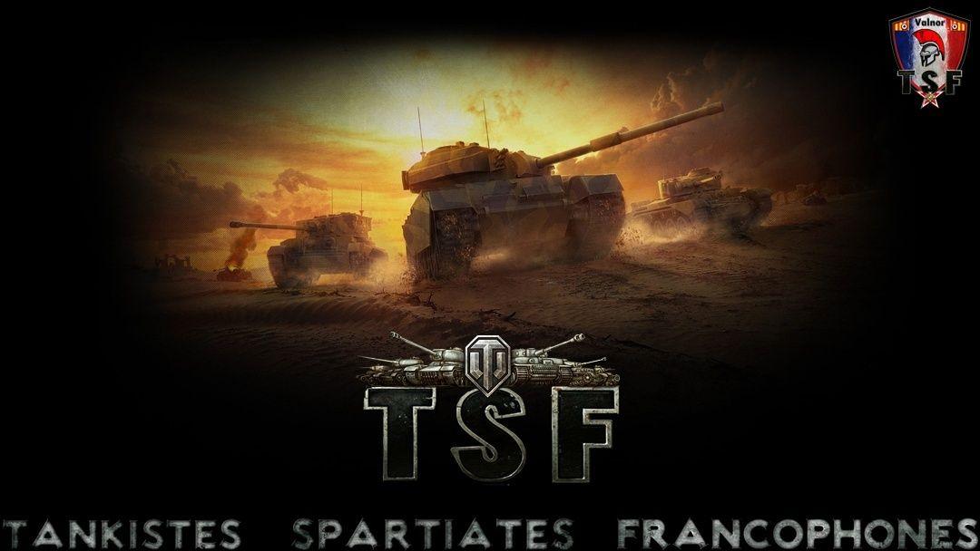 Tankistes Spartiates et Francophones