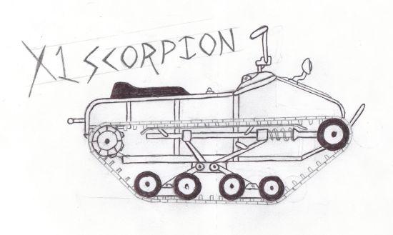 Prancstaman's X1 Scorpion Render11