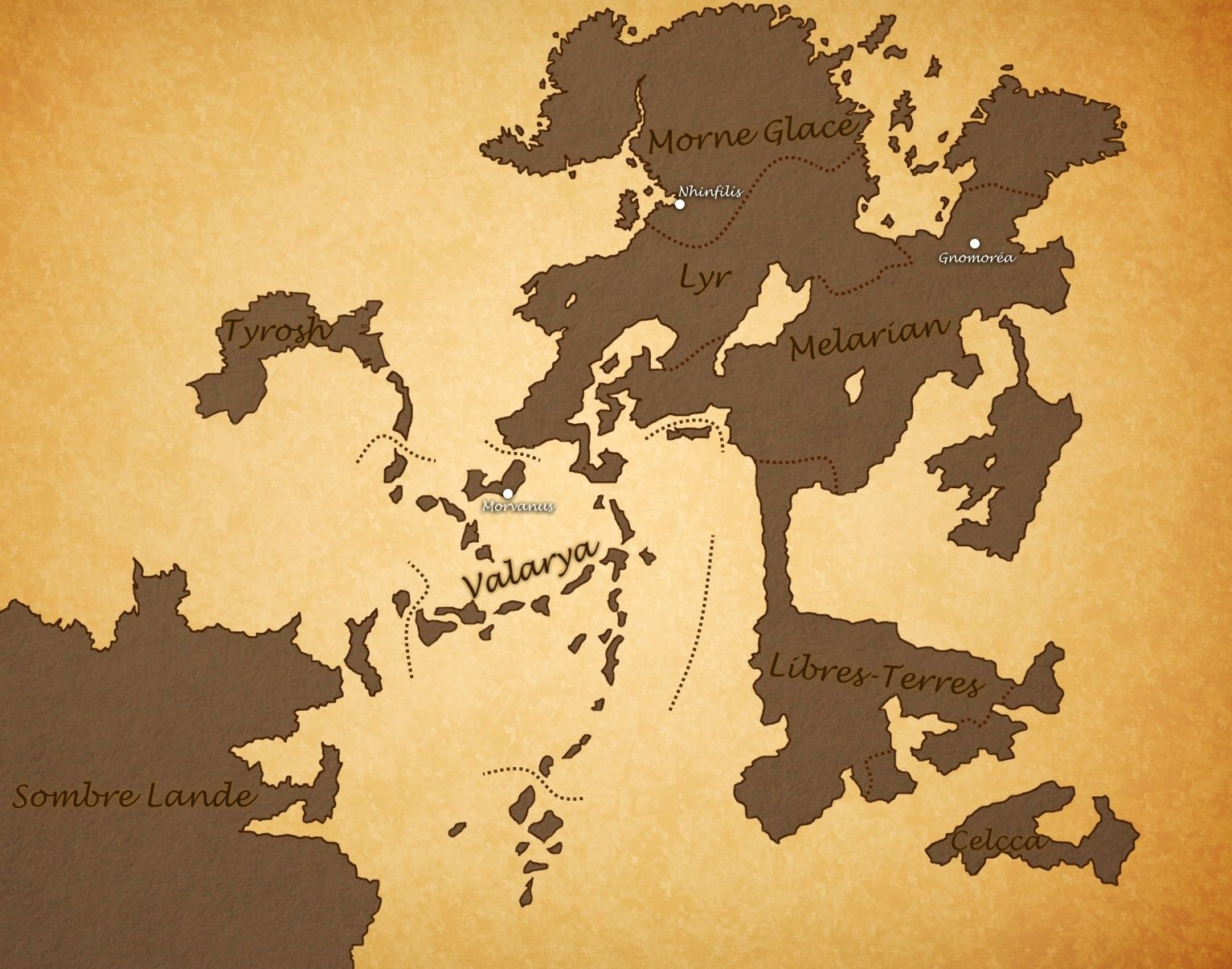 [Pathfinder] Dark Stories on a Dark Land Worldm11