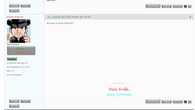 [phpBB3]Langer leerer Bereich unter den Beiträgen Screen11