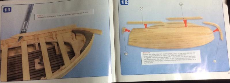 HMS Bounty's jolly boat 1/25ieme de artesania latina Plans_14