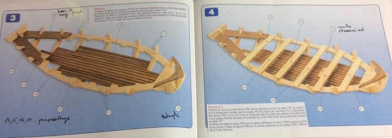 HMS Bounty's jolly boat 1/25ieme de artesania latina Ytape_13