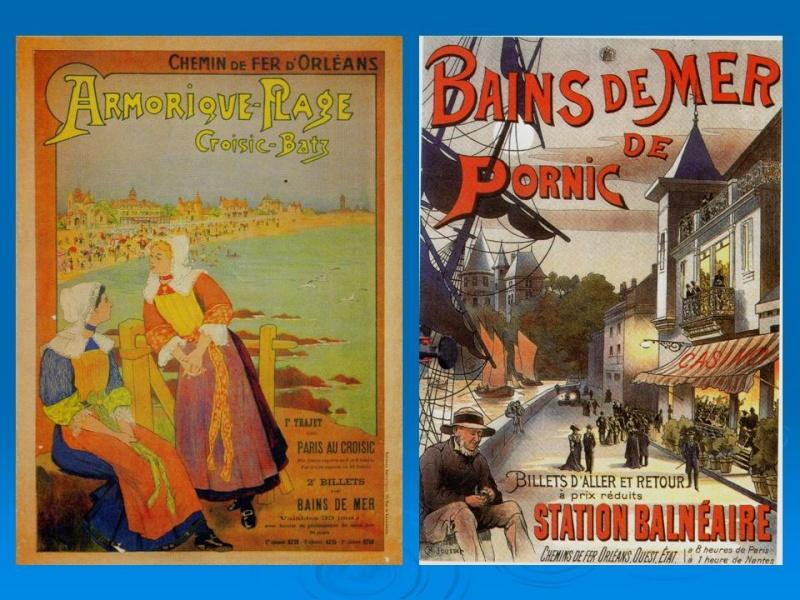 Affiches Ferroviaires de Bretagne et de l'Ouest Diapos14