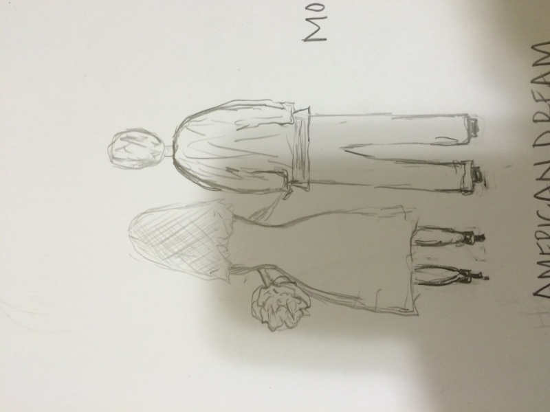 Elle Hedgpeth Sketches 2 Weddin11