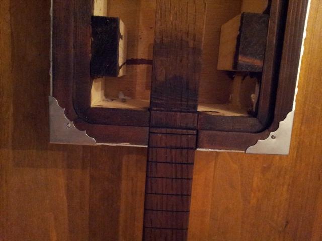 Fabrication « License plate guitar 3 cordes » mode d'emploi 20141128