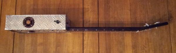 Fabrication « License plate guitar 3 cordes » mode d'emploi 20150216