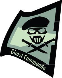 Logo de la team Ghost-10